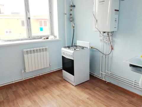 1-комнатная квартира в доме с индивидуальным газовым отоплением - Фото 4
