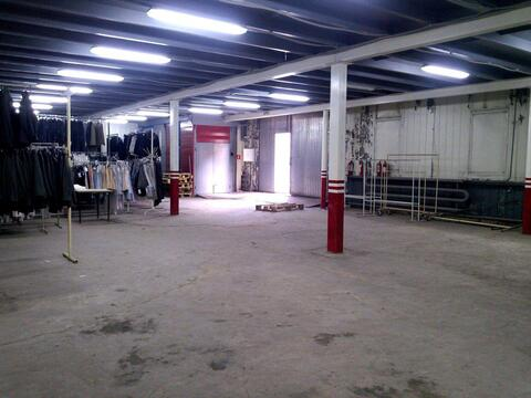Продажа склада, Липецк, Ул. Московская - Фото 1