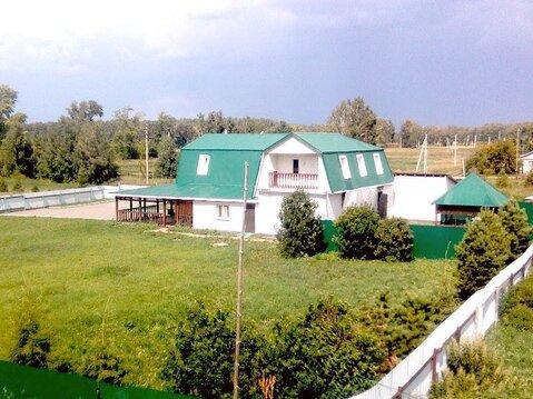 Коттедж на сутки в п.Зеленовка. Сауна, бассейн, бильярд - Фото 1