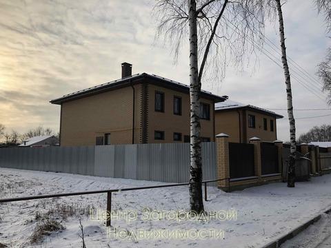Коттедж, Горьковское ш, 13 км от МКАД, Балашиха. Коттедж (дом) 170 . - Фото 1