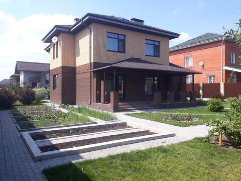 Загородный дом в пос. Южные горки-2, 200кв.м. - Фото 2