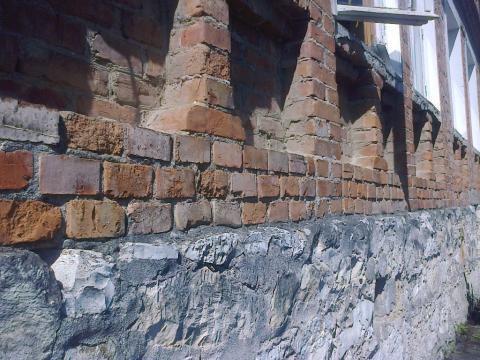 Абхазия. Сухум. 2-х этажный кирпичный дом в готическом стиле. 6 соток. - Фото 5