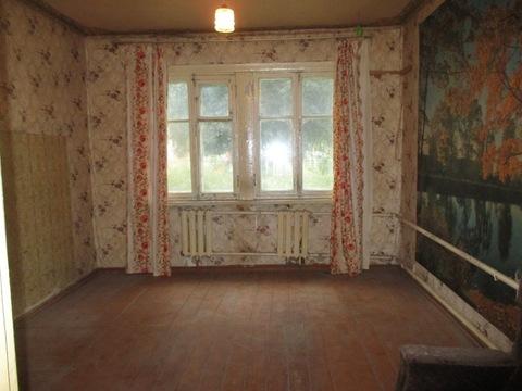 1 ка в Ломинцево, дом барачного типа, центральная улица - Фото 2