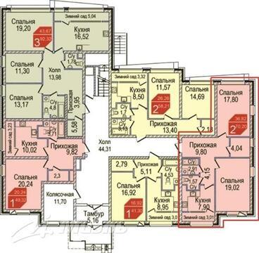 Продажа квартиры, м. Теплый стан, Андерсен жилой комплекс - Фото 5