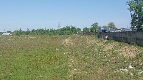 Участок 144 сотки промышленного назначения в Раменском р-не, с.Еганово - Фото 1