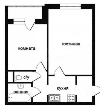 Продам 2-к квартиру, Новомосковский Административный округ, Липовый . - Фото 5