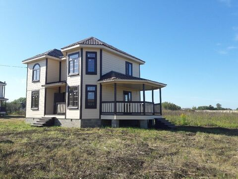 Новый двухэтажный дом в городском округе г.Переславль-Залесский - Фото 1