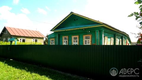 Дома, дачи, коттеджи, ул. Зеленая, д.1 - Фото 1
