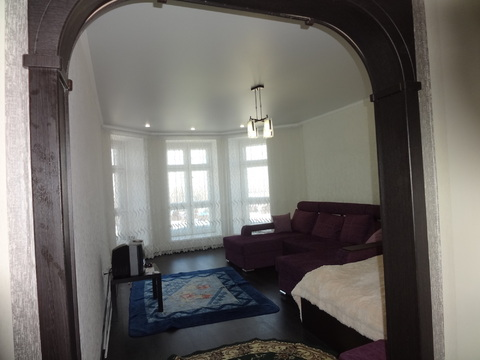 1-комнатная улучшенка, ул. Баки Урманче, 8, 48 кв.м. - Фото 3