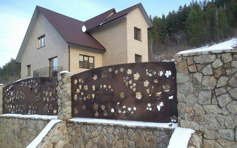 Коттедж в Белокурихе, Дома и коттеджи на сутки в Белокурихе, ID объекта - 503062230 - Фото 1