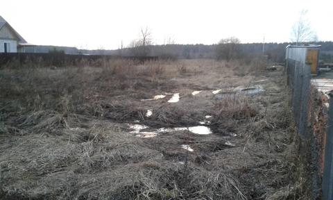 Участок 13 сот Новорязанское ш 66 км от МКАД Бисерово - Фото 1