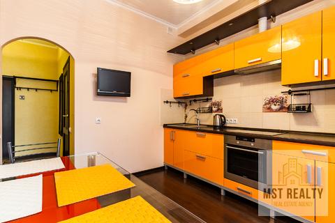 Однокомнатная квартира с солнечной кухней - Фото 2