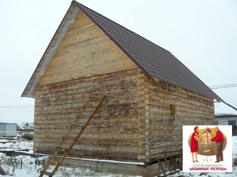 Продаётся дом - не дострой в д. Григорово Новгородского р-на - Фото 2