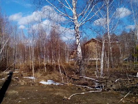 Продажа участка, Кольцово, Новосибирский район, Ул. Кольцово парк кп - Фото 1