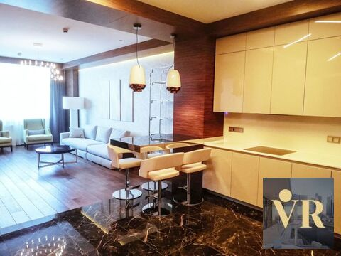 Апартамент №411 в премиальном комплексе Звёзды Арбата - Фото 4