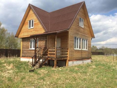 Продается дом, Ишино, 25 сот - Фото 1
