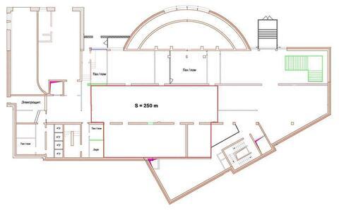 Предлагается в аренду площадь свободного назначения 250 кв.м. - Фото 2