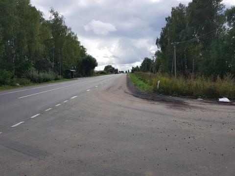 Земельный участок 10 га в с. Орудьево,69 км от мкада по Дмитровскому ш - Фото 3
