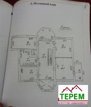 Просторный дом 3 этажа, 310 м. кв, на земельном участке 22 сотки. - Фото 2