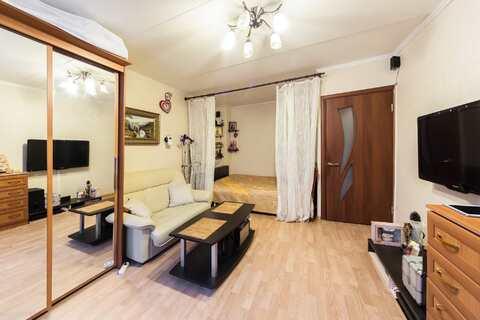 1к. квартира около м.Царицыно в хорошем состоянии, Купить квартиру в Москве по недорогой цене, ID объекта - 323351399 - Фото 1