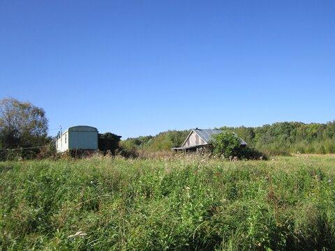 Продаю земельный участок в д. Желудёвка Тульской области - Фото 1