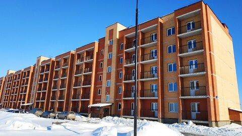 Воротынск ЖК «Взлетный». Отл. квартира. 1650000руб. 51,1 кв.м. 3этаж - Фото 1