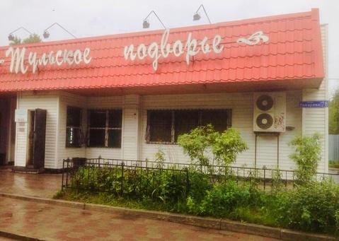 Продается торговая площадь г Тула, ул Токарева, д 78б - Фото 1
