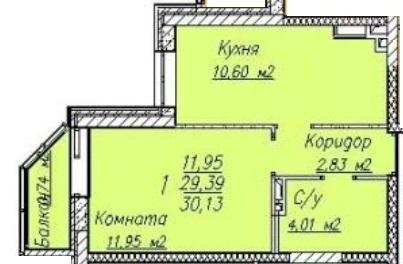 Старт продаж современного жилого дома «Орбита» ул. Б.Гагарина, 74в - Фото 2
