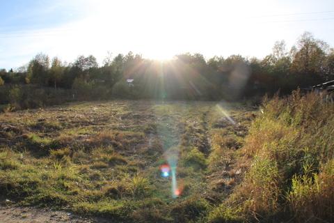 Продается земельный уч. 17 сот. в д. Брыковы Горы, Александровский р-н - Фото 2
