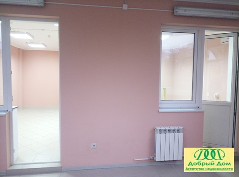 Офисное помещение, 60 кв.м. р-н Центральный - Фото 3