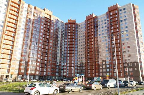 Продажа квартиры, Мурино, Всеволожский район, Шоссе в Лаврики - Фото 1