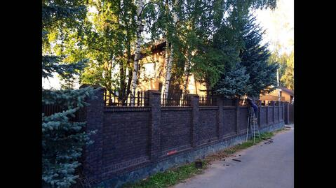 Коттедж 200 м на участке 6 соток в д.Мешково, Москва - Фото 4