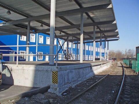 Сдам складское помещение 4000 кв.м, м. Бухарестская - Фото 5