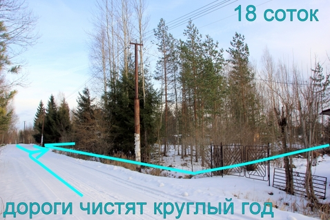 Дом 70 м2, на участке 18 соток, Мшинская, Балтиец-2 - Фото 5