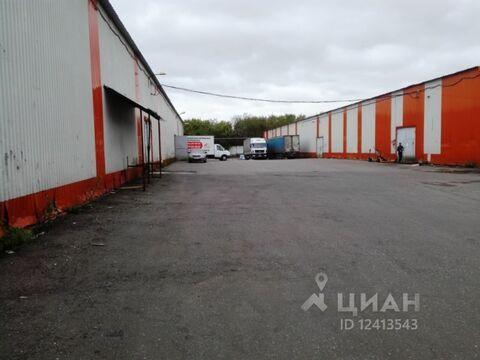 Аренда склада, Ул. Кусковская - Фото 1