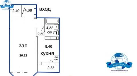 Продажа квартиры, Ставрополь, Ул. Пирогова - Фото 3