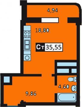 Новый год в новой квартире 7% скидка от общей стоимости. - Фото 4