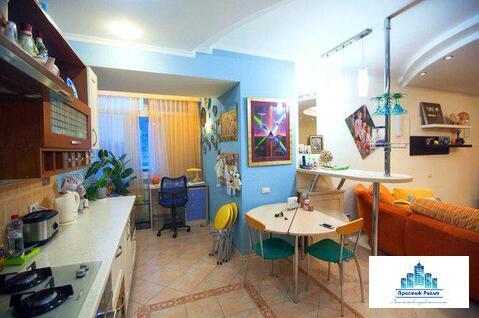 Сдаю 3 комнатную квартиру 95 кв.м. в новом доме по пер.Смоленский - Фото 3