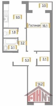 Продажа квартиры, Борисовичи, Псковский район, Венская улица