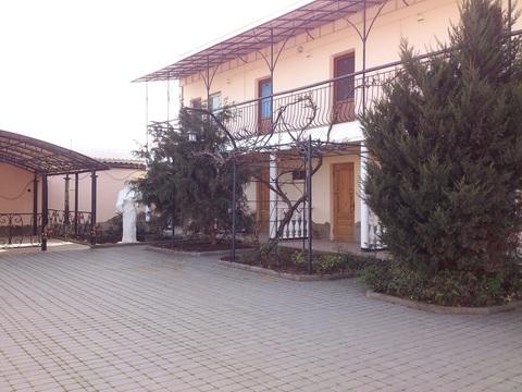На продаже действующий бизнес - гостиничный комплекс в Сакском районе! - Фото 1