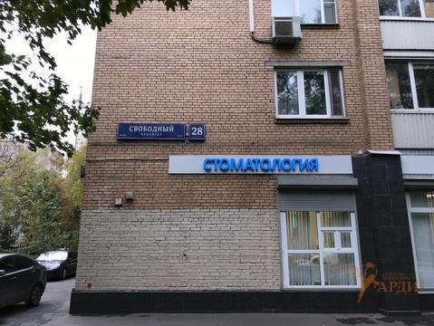 Продажа квартиры, м. Новогиреево, Ул Свободный проспект - Фото 1