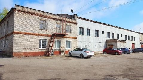 Производственная база на участке 56 соток в центре Иванова - Фото 1