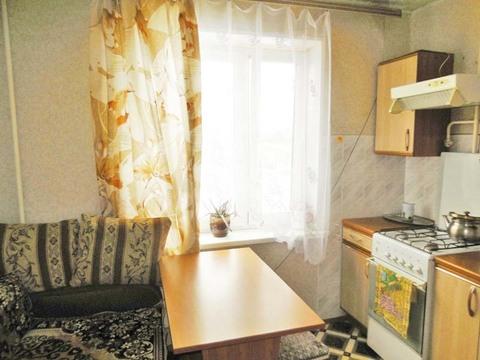 1-комнатная квартира, 34 кв.м. Этаж: 3/5 панельного дома. Центр города - Фото 3