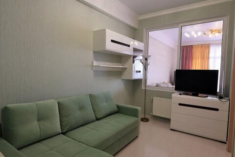 2-комнатная в центре Ялты, вид на море, закрытый комплекс - Фото 5