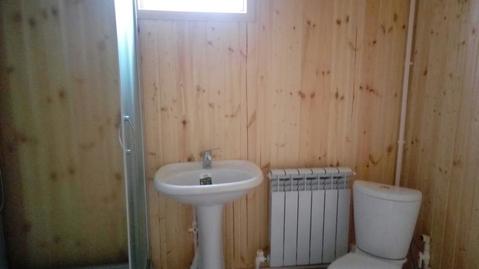 Отличный зимний коттедж на участке с березками. - Фото 4
