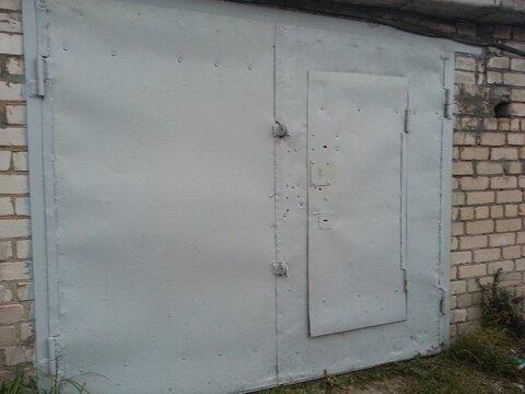 Продается гараж в гк № 55 в Микрорайоне за котельной - Фото 1