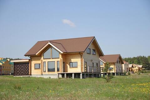 Продажа дома 216 м2 в коттеджном поселке кп Николин Ключ с. Кашино - Фото 2
