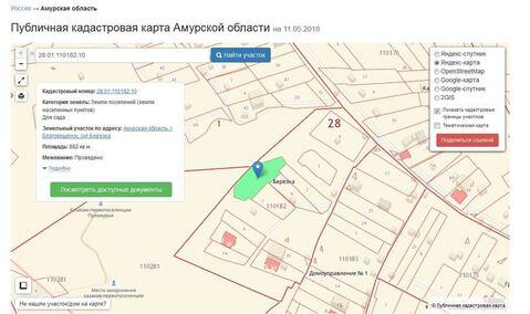 Продажа участка, Благовещенск - Фото 2