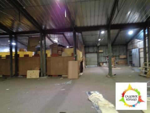 Отапливаемое складское помещение 930 м2 - Фото 4