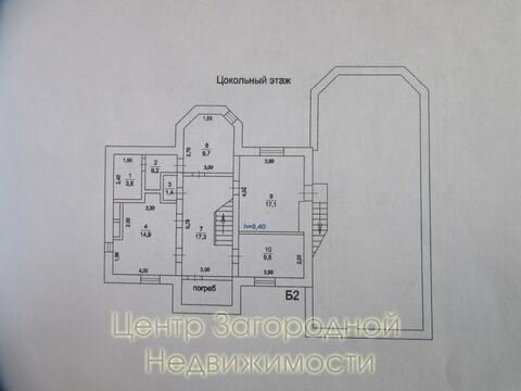 Дом, Ленинградское ш, Новосходненское, 9 км от МКАД, Химки. . - Фото 4